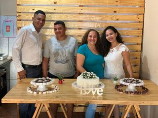 O casamento de Laysa  e Tafarel 3