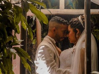 O casamento de Marinete Pereira dos Anjos e Afonso Hiago dos Anjos 1