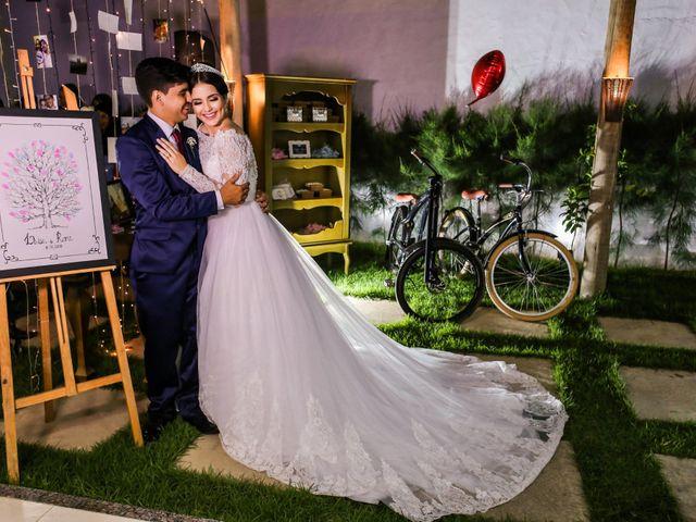 O casamento de Laísa e Rone
