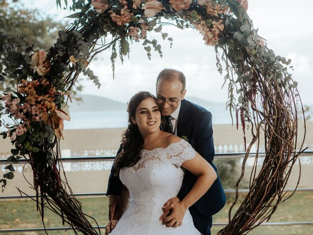 O casamento de Luciana e Jean