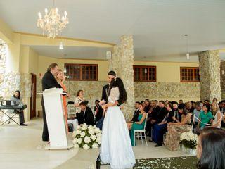 O casamento de Hélen e Luiz Henrique