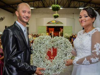 O casamento de shrleyde  e Rodrigo Anselmo