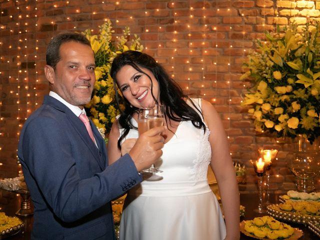 O casamento de Luciane e Carlos