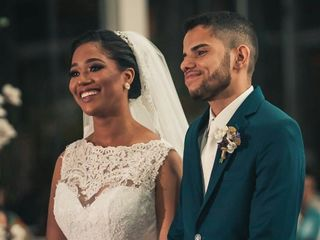 O casamento de Carol e Tiago 1