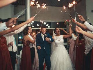 O casamento de Carol e Tiago 2