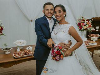 O casamento de Carol e Tiago