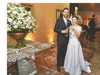 O casamento de Aline e Thales 1