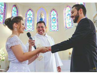 O casamento de Aline e Thales