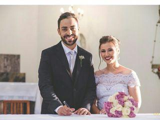 O casamento de Aline e Thales 3