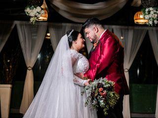 O casamento de Aleska e Sérgio