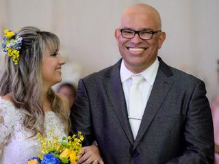 O casamento de Melk e Juliana