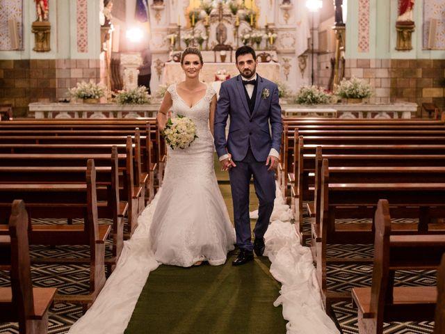 O casamento de Juliana e Lucas