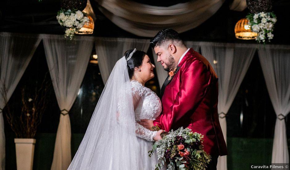 O casamento de Sérgio e Aleska em São Bernardo do Campo, São Paulo
