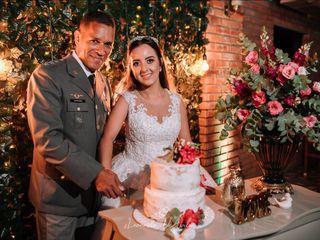 O casamento de Giane e Eolisses