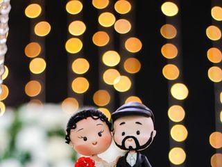 O casamento de Rivelino e Angela 1