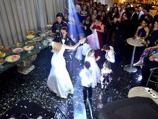 O casamento de Marcelo e Renata