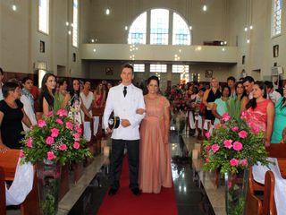 O casamento de Cristina e Luiz 1