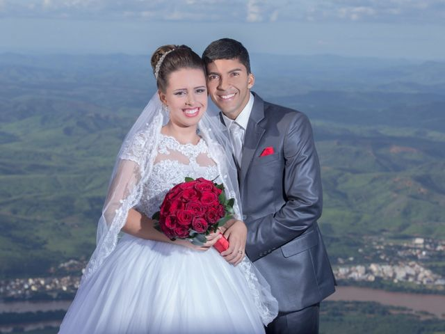 O casamento de Gedeon Inácio  e Leticia  em Barra de São Francisco, Espírito Santo 1