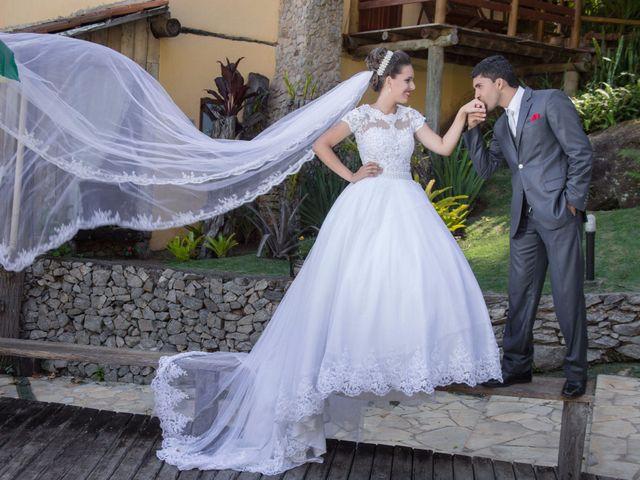O casamento de Gedeon Inácio  e Leticia  em Barra de São Francisco, Espírito Santo 2