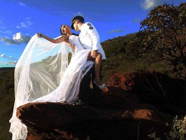 O casamento de Cristina e Luiz