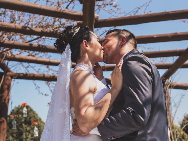 O casamento de Rebeca e Samuel