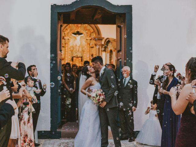 O casamento de Atena e Raffael