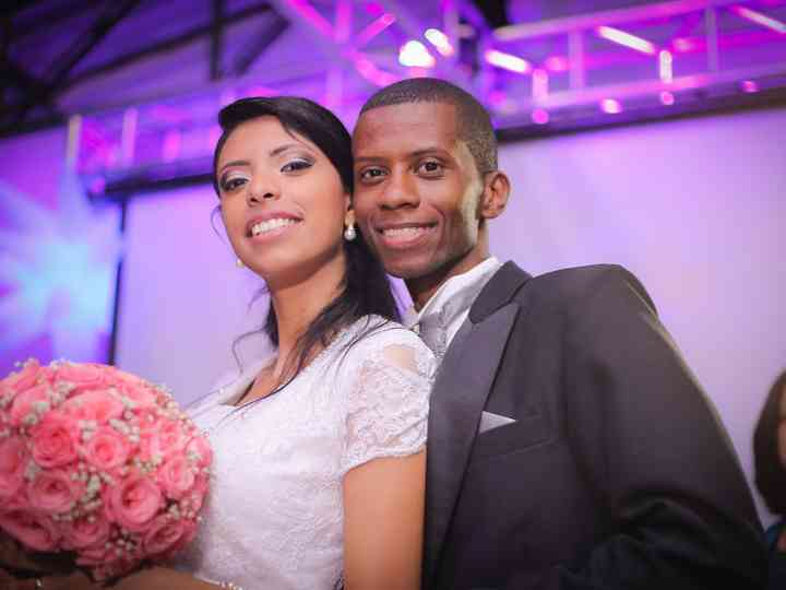O casamento de Allinny e Rafael