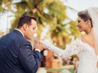 O casamento de Laysa e Fernando