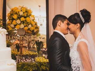 O casamento de Rebeca e Gabriel