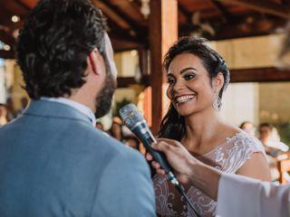 O casamento de Niely e Flávio