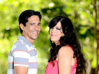 O casamento de Patricia e Leandro 1