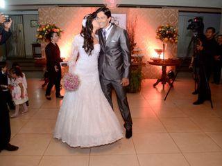 O casamento de Patricia e Leandro