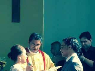 O casamento de Lituânia e Rogério 2