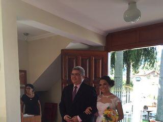 O casamento de Lituânia e Rogério 3