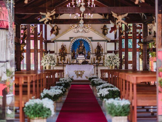 O casamento de Flávio e Niely em Jaboticatubas, Minas Gerais 6