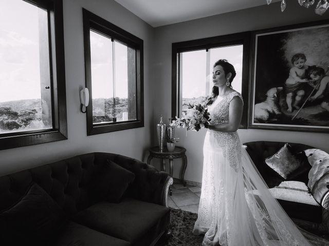 O casamento de Flávio e Niely em Jaboticatubas, Minas Gerais 16