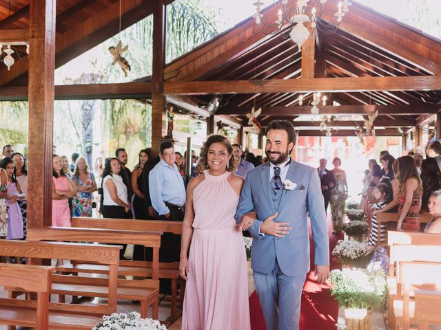 O casamento de Flávio e Niely em Jaboticatubas, Minas Gerais 26
