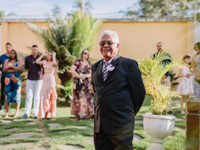 O casamento de Flávio e Niely em Jaboticatubas, Minas Gerais 32