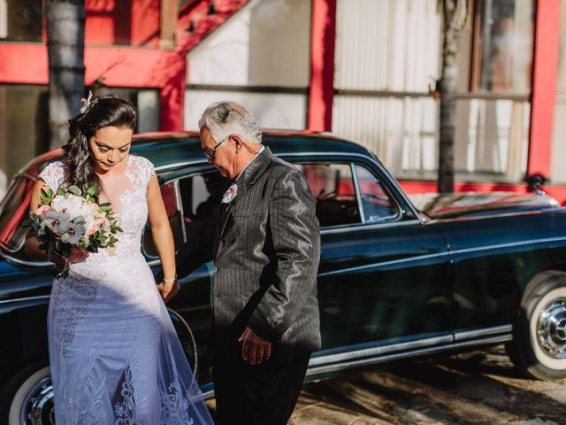 O casamento de Flávio e Niely em Jaboticatubas, Minas Gerais 34