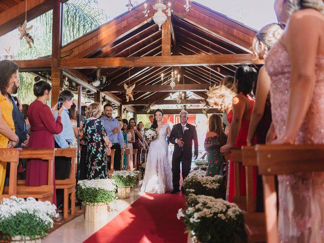 O casamento de Flávio e Niely em Jaboticatubas, Minas Gerais 36