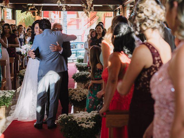 O casamento de Flávio e Niely em Jaboticatubas, Minas Gerais 37