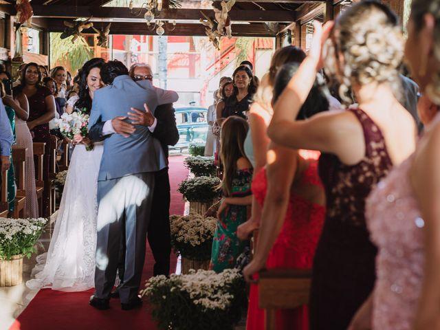 O casamento de Flávio e Niely em Jaboticatubas, Minas Gerais 38