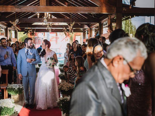 O casamento de Flávio e Niely em Jaboticatubas, Minas Gerais 39