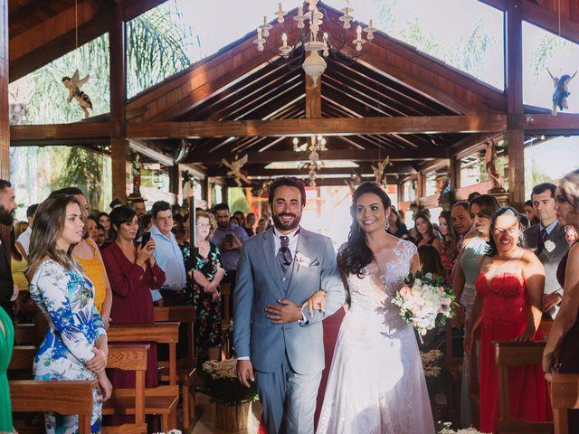 O casamento de Flávio e Niely em Jaboticatubas, Minas Gerais 40