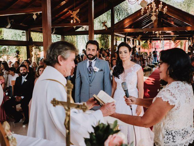 O casamento de Flávio e Niely em Jaboticatubas, Minas Gerais 43