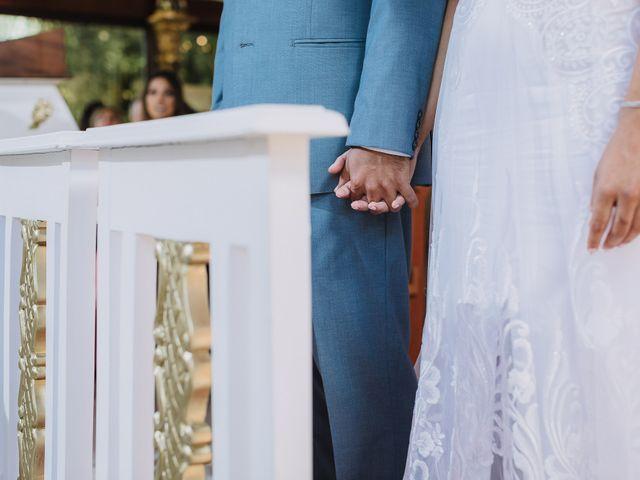 O casamento de Flávio e Niely em Jaboticatubas, Minas Gerais 45