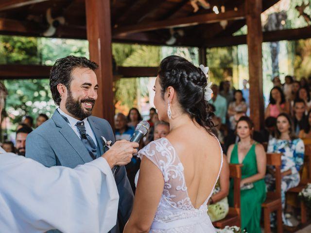 O casamento de Flávio e Niely em Jaboticatubas, Minas Gerais 49