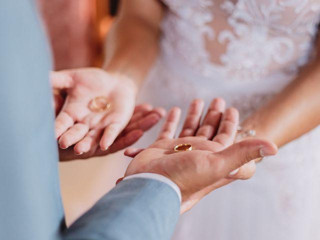 O casamento de Flávio e Niely em Jaboticatubas, Minas Gerais 61