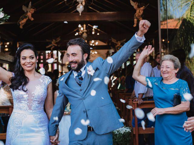 O casamento de Flávio e Niely em Jaboticatubas, Minas Gerais 69