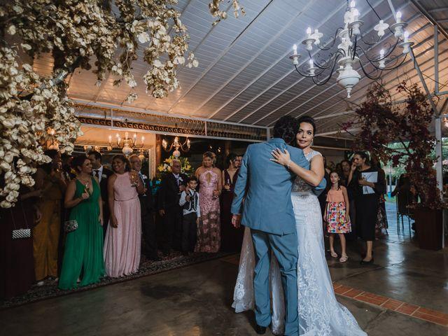 O casamento de Flávio e Niely em Jaboticatubas, Minas Gerais 70
